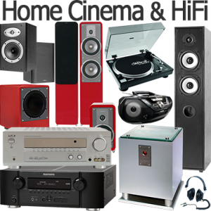Home Cinema & Hi-Fi